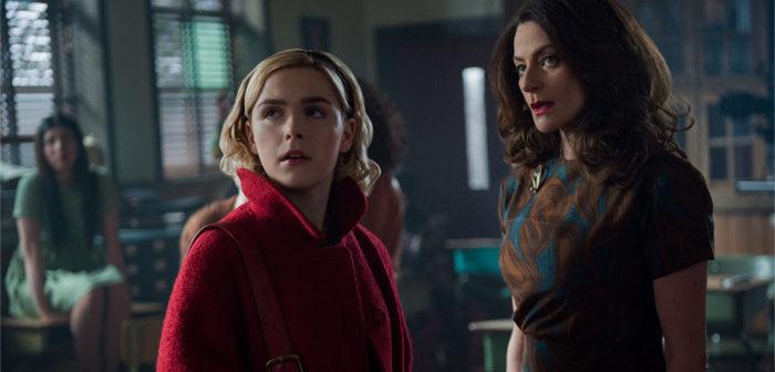 Sabrina est déjà assurée de deux saisons de plus sur Netflix