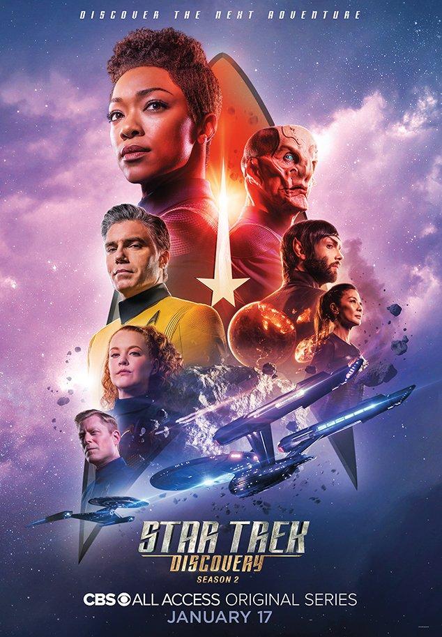 Star Trek Discovery saison 2 : Spock se joint au combat dans un nouveau trailer