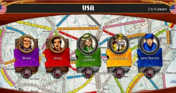Test Ticket to Ride