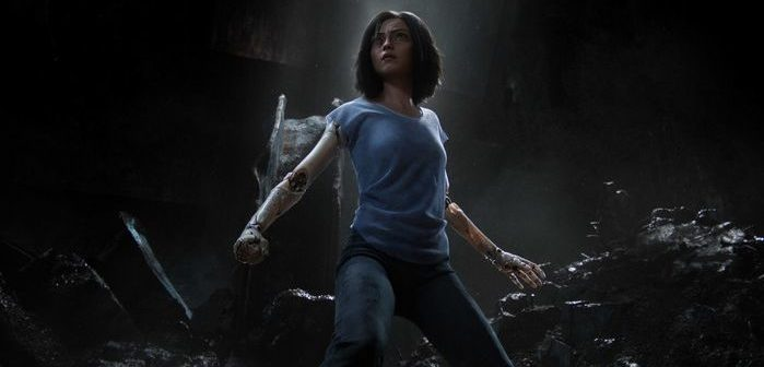 Critique Alita : Battle Angel quand Rodriguez fait du Cameron