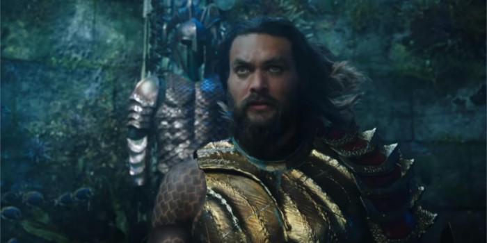 Aquaman les effets spéciaux décortiqués dans une vidéo!