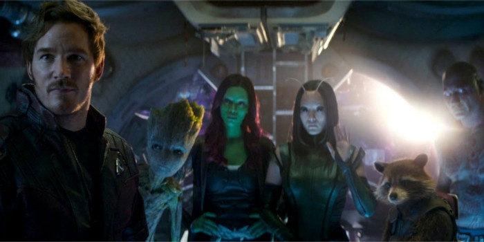 Avengers Endgame les Gardiens pour des reshoots (spoilers)