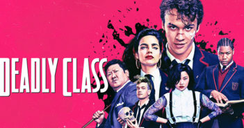 Critique Deadly Class saison 1 épisode 1 : triste Battle Royale…