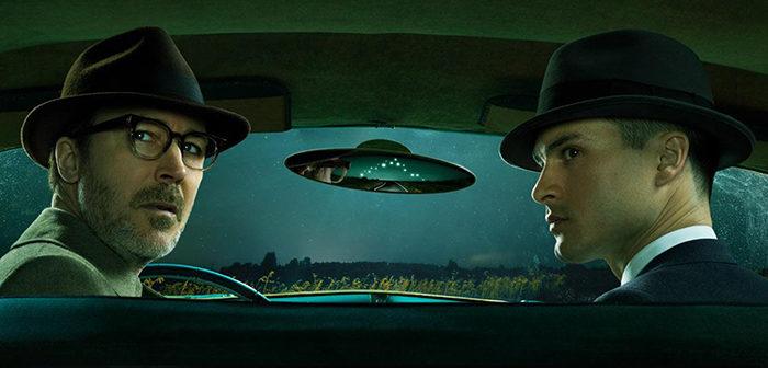 Critique Project Blue Book saison 1 épisode 1 : X-Files à l'ancienne !