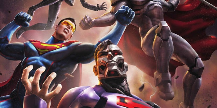 Critique Reign of the Supermen : Men of Style !