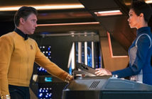 Critique Star Trek : Discovery saison 2 épisode 1 : into Brightness !