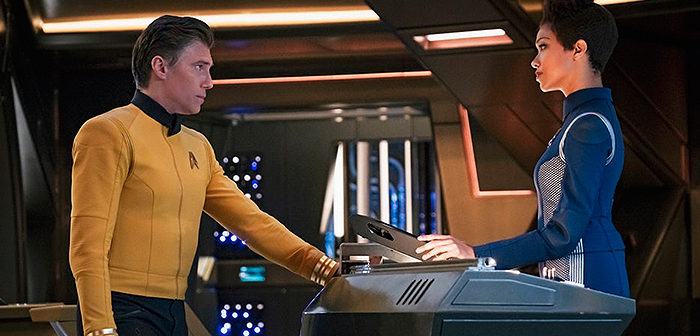 Critique Star Trek : Discovery saison 2 épisode 1 : into Brightness !