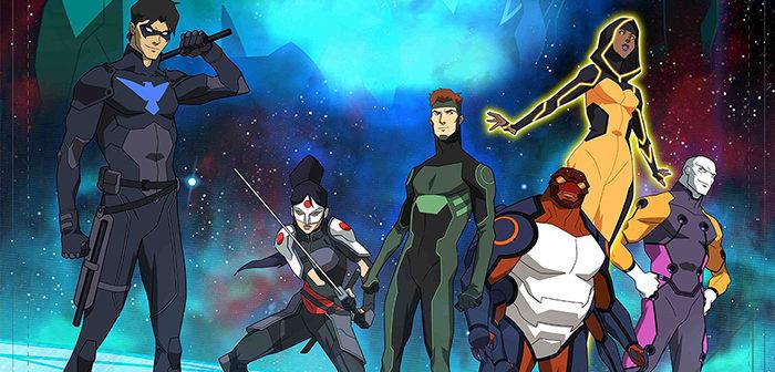 Critique Young Justice Outsiders saison 3 épisode 1 : Titans animés !