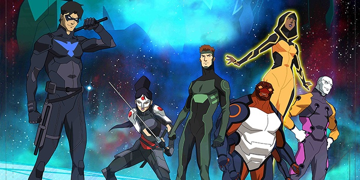 Critique Young Justice Outsiders saison 3 épisode 1 : Titans animés !