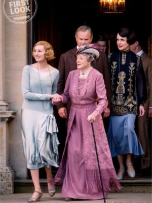 Downton Abbey, le film se dévoile sur les premières images