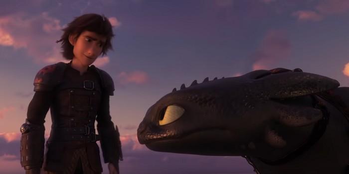 Critique Dragons 3 : Krokmou nous croque dur