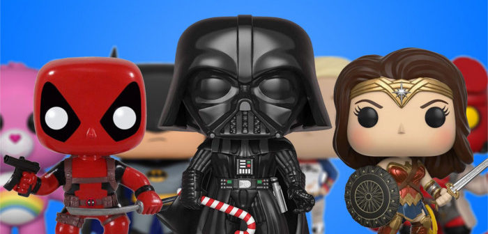 Funko Pop : Warner prépare un film pop-culture !