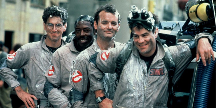 Ghostbusters un nouveau film par le papa de Juno