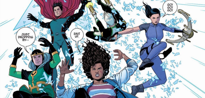 Marvel développerait un film Young Avengers !