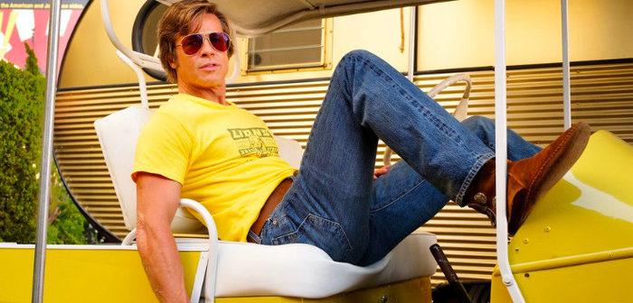 Once Upon A Time in Hollywood: Brad Pitt et DiCaprio sur les premières images officielles