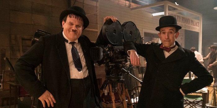 Critique Stan & Ollie, à la fois petit et grand