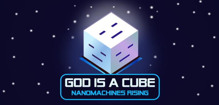 Test God is Cube, la réflexion mise à rude épreuve !