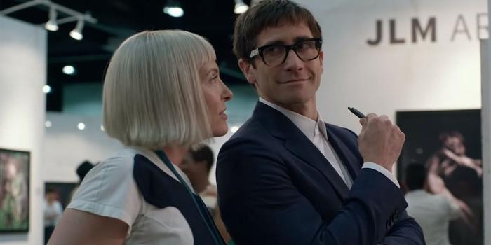 Velvel Buzzsaw Jake Gyllenhaal en critique d'art apeuré dans la bande-annonce