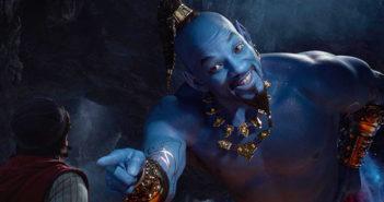 Aladdin et son génie se dévoilent dans un teaser !