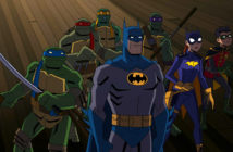 Batman vs Teenage Mutant Ninja Turtles arrive au printemps !