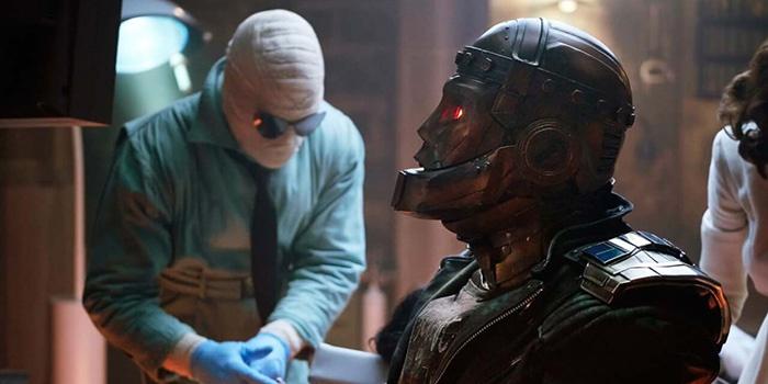 Critique Doom Patrol saison 1 épisode 1 : diablement bon !