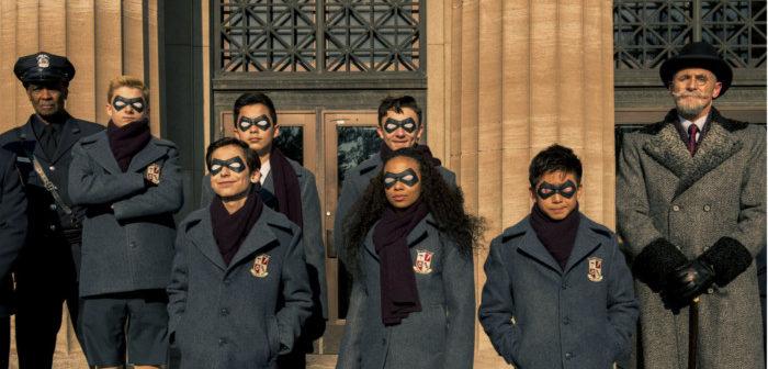 Critique Umbrella Academy saison 1: Netflix fait son X-Men!