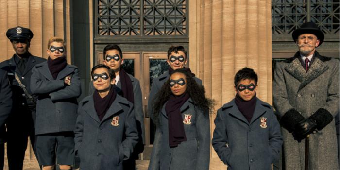 Critique The Umbrella Academy saison 1: Netflix fait son X-Men!