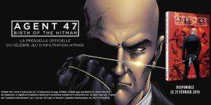 Critique livre - Agent 47, birth of the Hitman