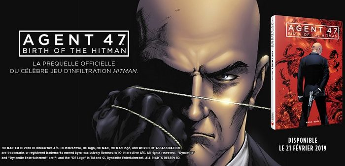 Critique livre - Agent 47, birth of the Hitman