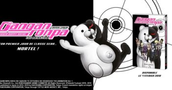 Critique livre - Danganronpa trigger happy havoc_une