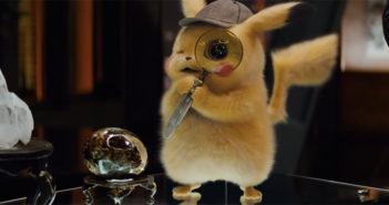 Detective Pikachu : une bande-annonce et une affiche pour les trouver tous !