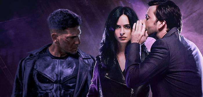 Jessica Jones et The Punisher annulées par Netflix !