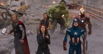 Les Avengers s'affichent dans leur costume officiel de Endgame!