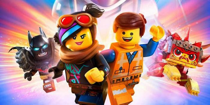 Preview La Grande Aventure LEGO 2 le jeu vidéo on casse tout et on recommence !