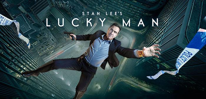 Sortie Blu-ray & DVD - Critique Lucky Man saison 1 : la chance du débutant !