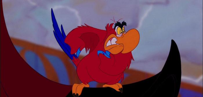 Aladdin: Alan Tudyk doublera Iago