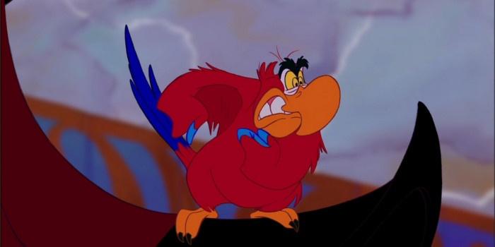 Aladdin Alan Tudyk doublera Iago