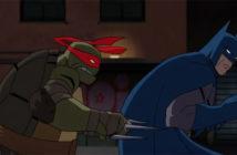 Batman vs Tortues Ninja : une bande-annonce stylée !