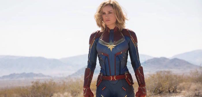Critique Captain Marvel, héroïne Wonder ?