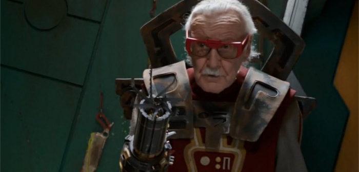 Captain Marvel: le caméo de Stan Lee décrypté