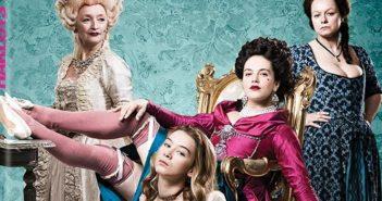 Critique Harlot Saison 1, fantasme pour filles, sans joie...