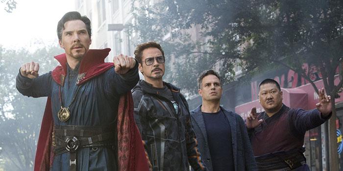 Endgame affiche tous les Avengers !