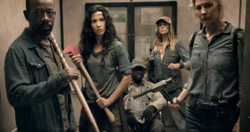 Fear the Walking Dead : une actrice de Galavant rejoint la saison 5