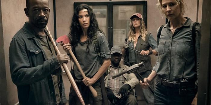 Fear the Walking Dead: une actrice de Galavant rejoint la saison 5