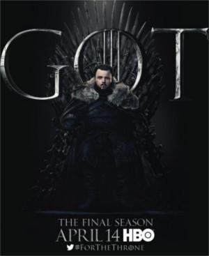 Game of Thrones: les prétendants au trône se dévoilent sur 20 affiches
