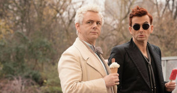 Good Omens ne comptera que six épisodes !