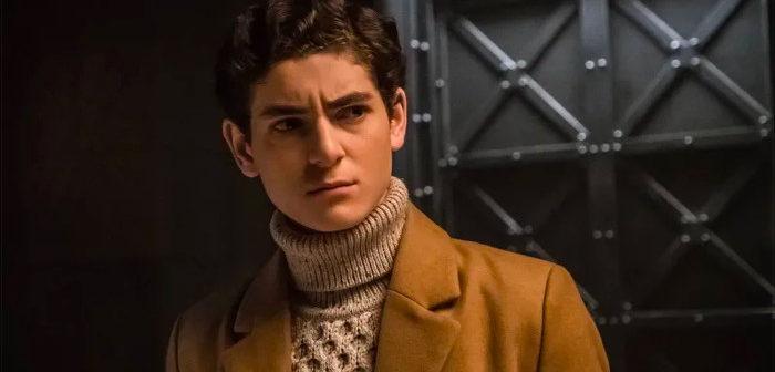 Gotham: le costume de Batman leaké?