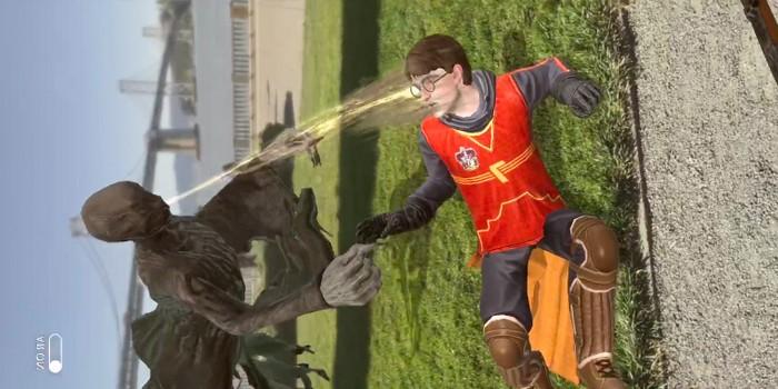 Harry Potter Wizards Unite, un petit peu de gameplay_une