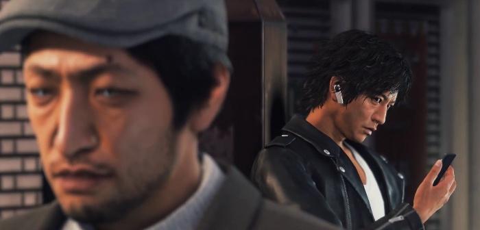 Preview - Judgment enquête de yakuza