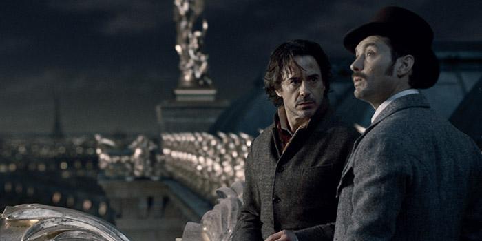 Sherlock Holmes 3 est repoussé d'un an !